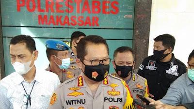 Berkerumun Merayakan Tahun Baru di Makassar Akan Kena Dampak Hukum