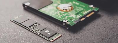 Perbedaan HDD dan SSD Sebagai Media Penyimpanan