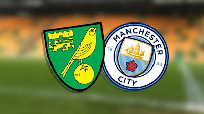 Live Streaming Norwich City vs Manchester City EPL 15.9.2019