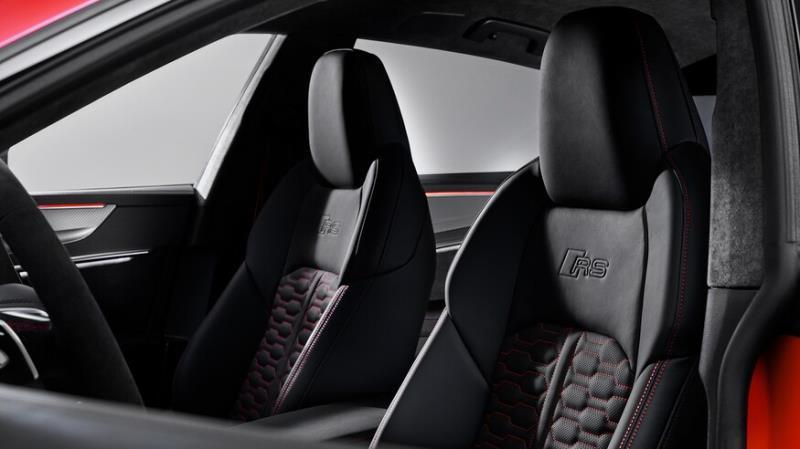 Ấn tượng Audi RS7 2021