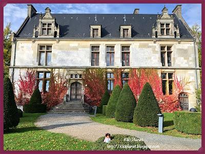 kiki monchhichi château castle gromesnil automne normandie