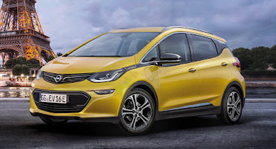 AUTOBEST Gala: Διακρίσεις για Opel Group και Ampera-e