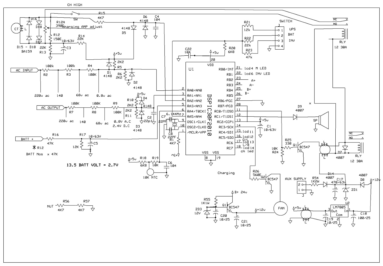 able electronic designs and concepts dsp30f2010 pure sine wave inverter rh abledesigns blogspot com