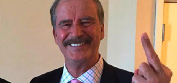 """Vicente Fox tunde al mediocre de AMLO, """"Debe ser juzgado inmediatamente"""""""