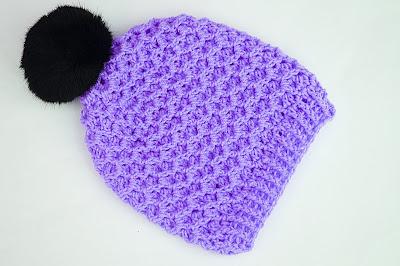 2 - Crochet Imagen Gorro lindo a crochet y ganchillo muy fácil y sencillo por Majovel Crochet