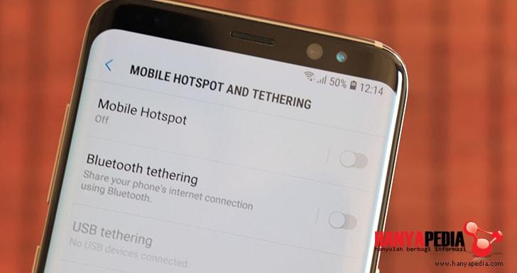 Hotspot Mati Saat Layar Terkunci Samsung