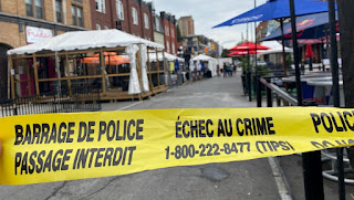Security guard shot in ByWard Market after man denied entry to bar