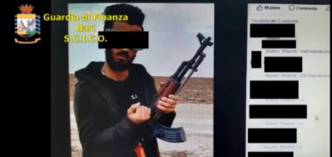 Andria (Bt): colpita rete che finanziava il terrorismo