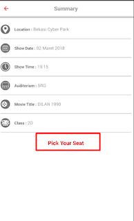 Bioskop merupakan salah satu daerah yang mempunyai daya tarik tersendiri pada suatu sentra  √  3 Cara Pesan Tiket Nonton di Bioskop Secara Online Melalui Android