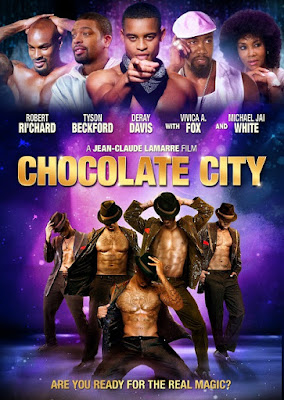 Chocolate City [2015] [NTSC/DVDR] Ingles, Español Latino
