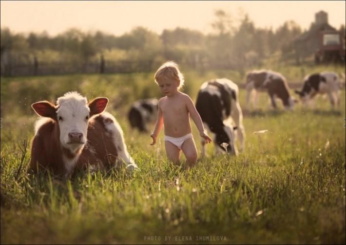 Фото Любимого Детства в Деревне