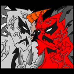 Rex and Envy The Double Devil Emotion