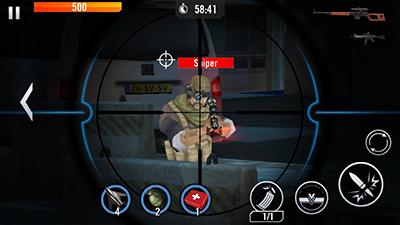Elite Killer SWAT v1.2.3 Mod Apk