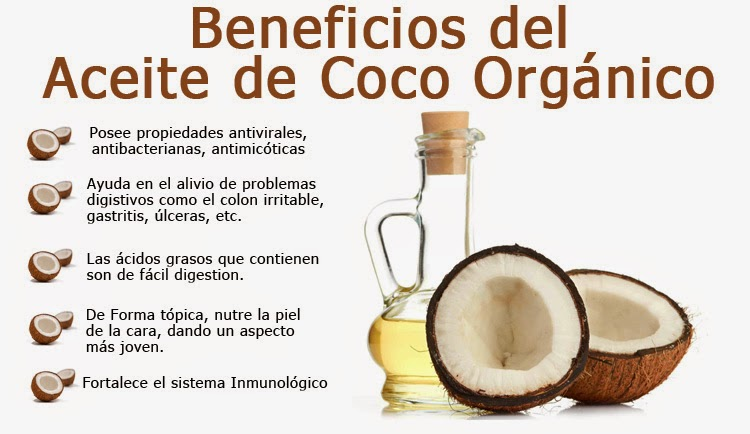 Cómo utilizar aceite de coco