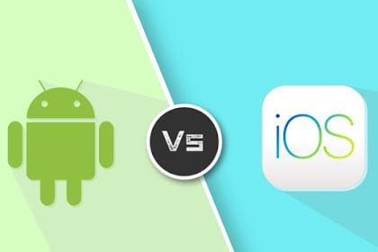Keunggulan Android Dibanding iOS