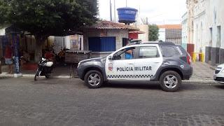 Tentativa de homicídio é registrada em Carnaúba dos Dantas