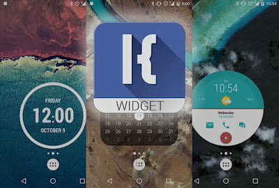 Widgets facilitan tu vida