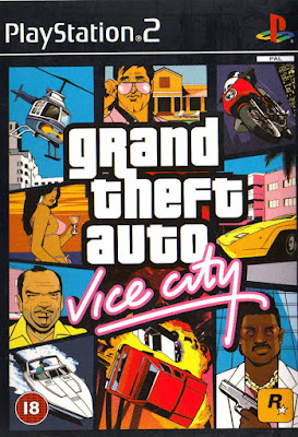 Grand Theft Auto: Vice City 2002 PS2 PAL Multi Spanish