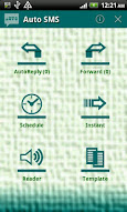 Auto SMS, Aplikasi Android Untuk Mengirim SMS Otomatis