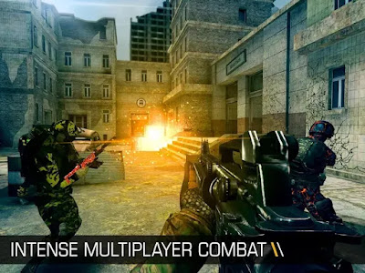 7 Rekomendasi Game Perang Tembak-Tembakan Android Paling Seru Terbaru