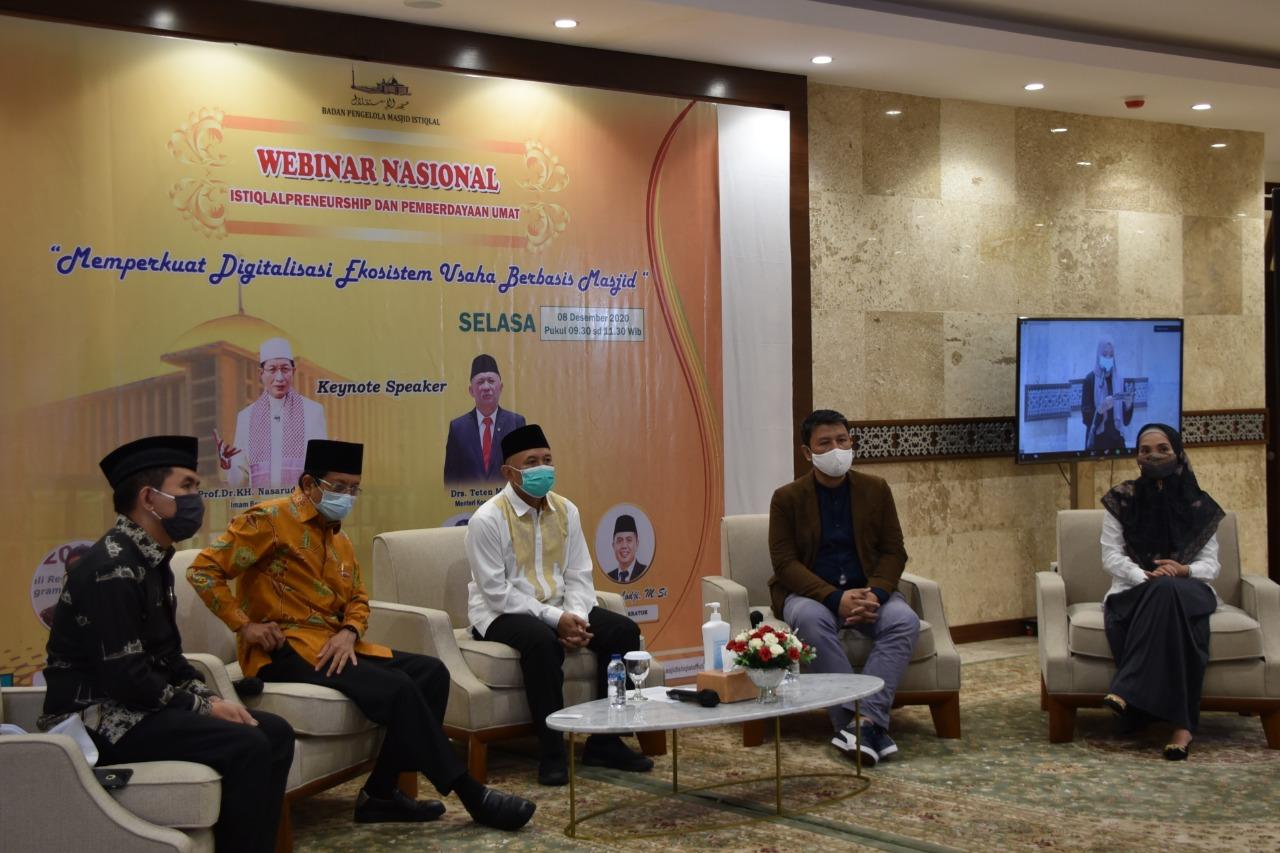 700.000 Masjid di Indonesia Berpotensi Sebagai Market Place