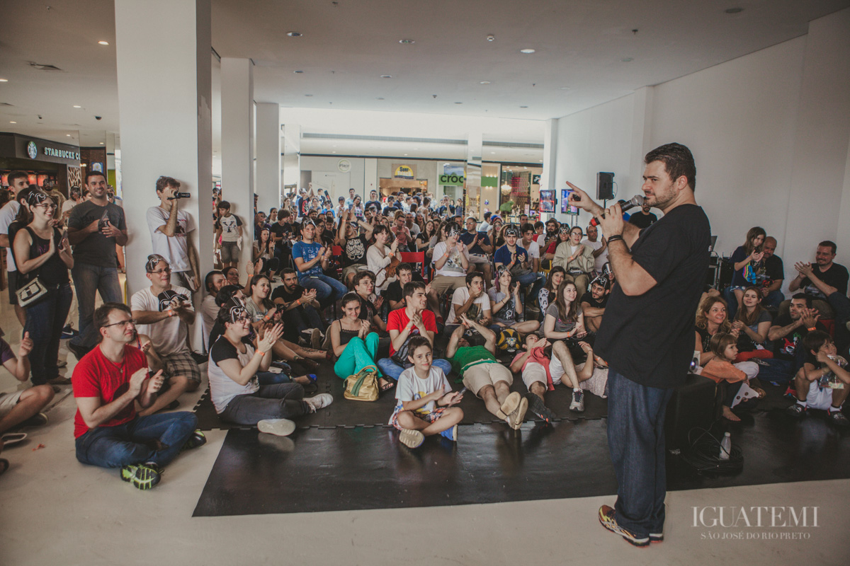 04cc79cb5 O Shopping Center Iguatemi São José do Rio Preto recebe neste domingo
