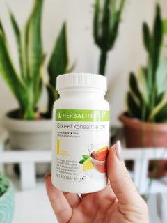 Herbalife Bitkisel Konsantre Çay - Limon Aromalı