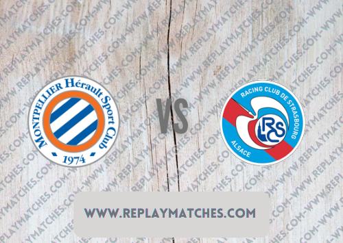 Montpellier vs Strasbourg Highlights 02 October 2021