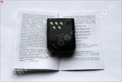 Инструкция-описание для GPS-трекера MySafe T300a
