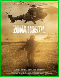 En zona hostil (2017) | 3gp/Mp4/DVDRip Latino HD Mega