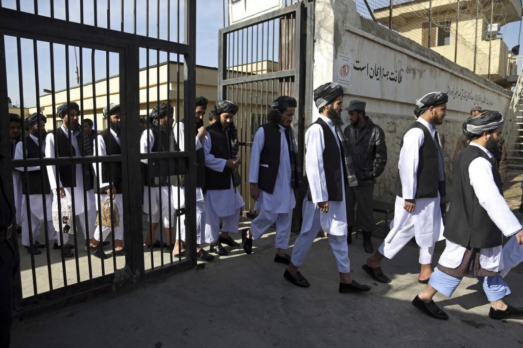 Alamak! Penjara Terbesar & Terkejam di Afghanistan Mendadak Sepi, Ternyata Narapidananya Naik Pangkat Jadi Pengawas