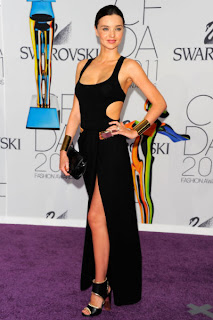 Hollywood Style Stars: Best Dresses at the CFDA Fashion Awards 2011