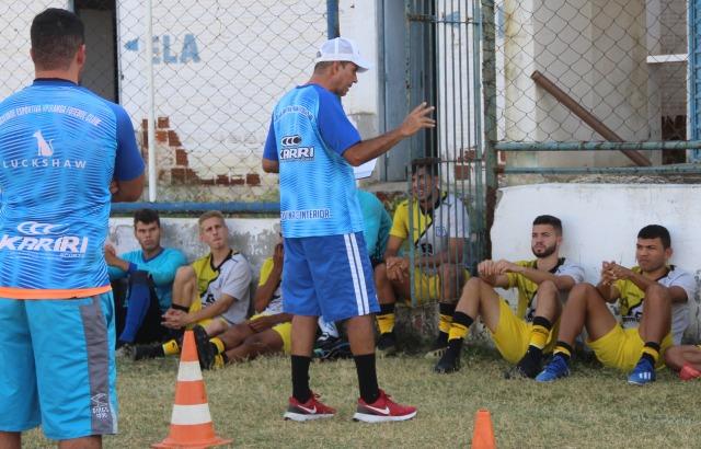 No Sertão, Ypiranga buscará segunda vitória na Série A2 contra o 1º de Maio