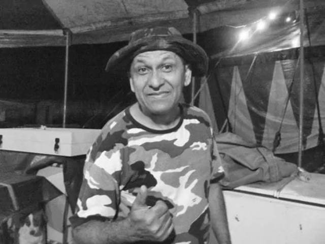 Morre o humorista Charles Gutemberg, o Rapadura d'A Praça é Nossa'