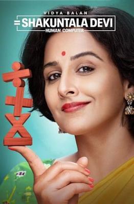 Shakuntala Devi 2020 [Hindi DD5.1] 720p WEBRip ESubs Download