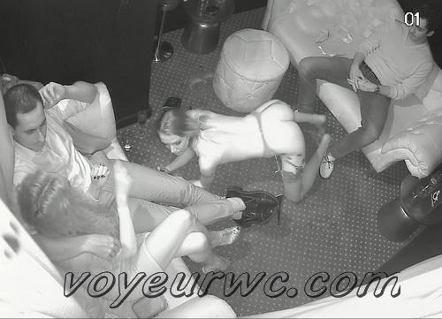 Strip Club VIP Room 08-10 (Cameras in the Strip Club VIP Room)