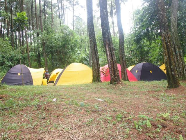 Camping Ground Hutan Sentul