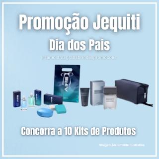Promoção Jequiti Concorra a Kits de Produtos
