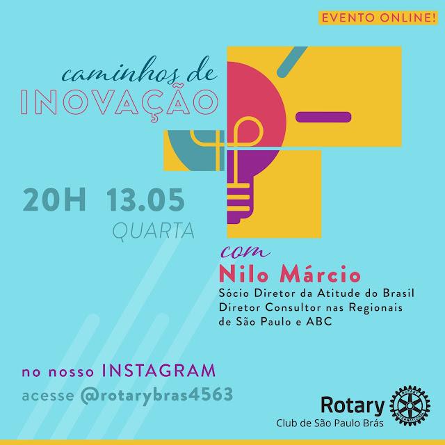 Rotary Brás - Inovação