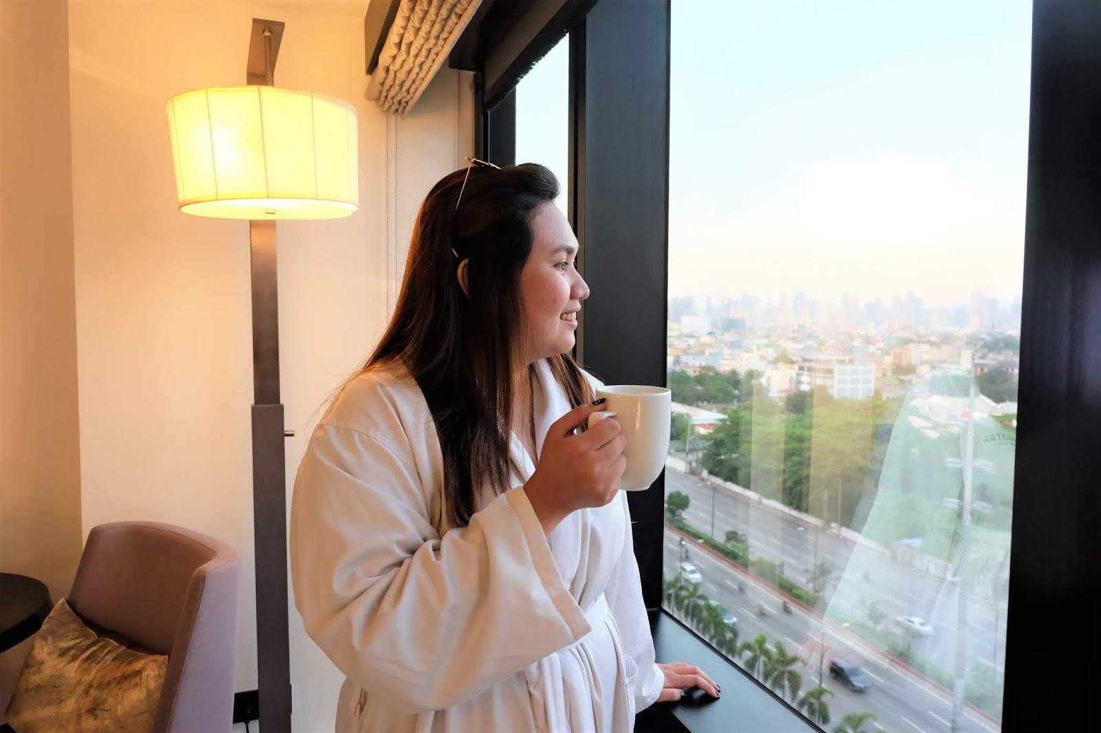 Weekend at Nobu Hotel
