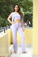 Tanya Hope in Crop top and Trousers Beautiful Pics at her Interview 13 7 2017 ~  Exclusive Celebrities Galleries 116.JPG