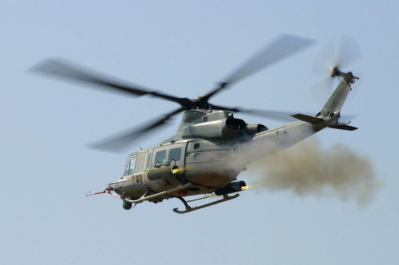 В Одесі збиратимуть гелікоптери Bell UH-1 Iroquois