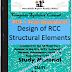 Design of RCC Structural Elements PDF Study Materials cum Notes, Engineering Civil E-Books