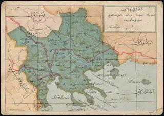 Административно-териториално устройство  на Македония (1879 – 1912)