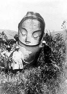 Patung Palindo awal 1900