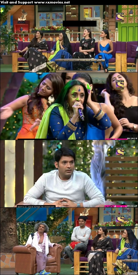 The Kapil Sharma Show 19 March 2017 HDTV 480p