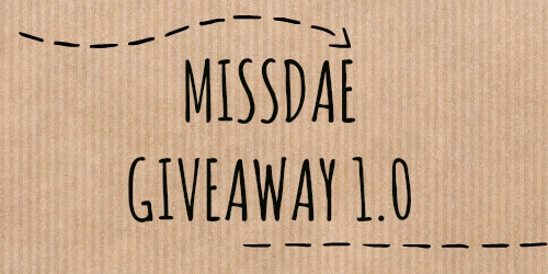 http://missdae.blogspot.my/2015/09/giveaway-10-missdae.html