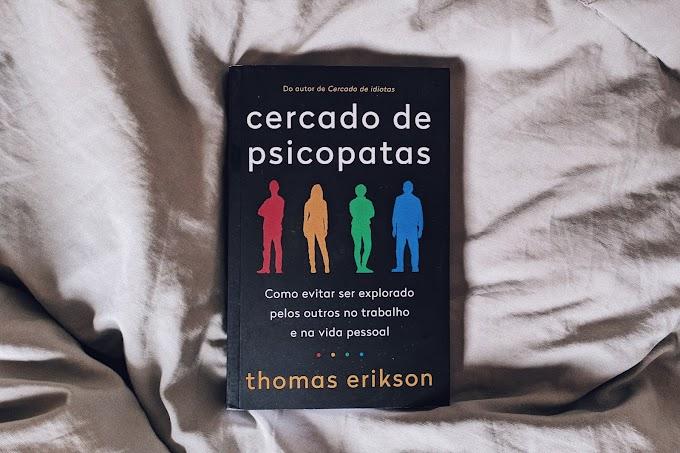Cercado de Psicopatas   Thomas Erikson