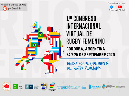 Congreso Internacional Virtual de Rugby Femenino