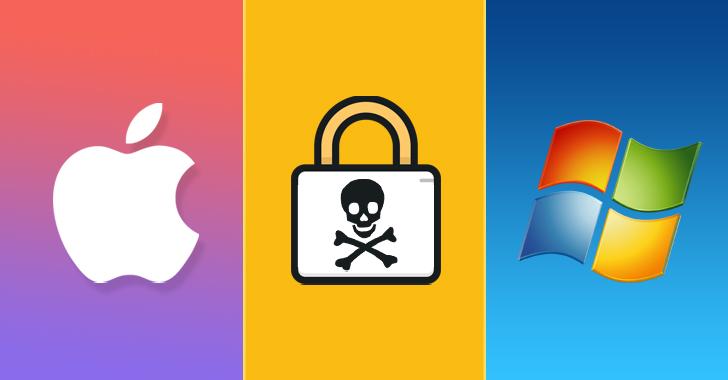 apple Bonjour ransomware